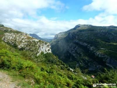 Santoña,Monte Buciero-Collados del Asón;senderismo gredos trekking pirineos vías ferratas valle d